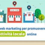 web marketing per promuovere la tua attività locale online