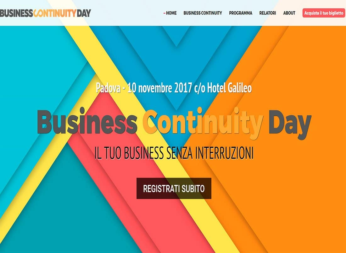 Business Continuity Day