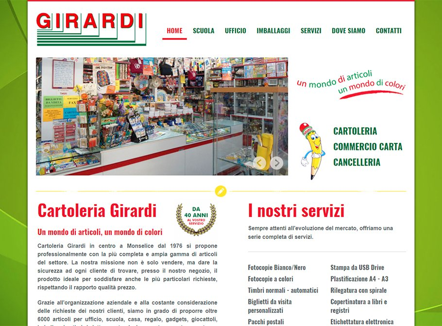 Cartoleria Girdardi