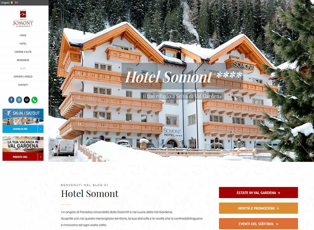Hotel Somont Blog