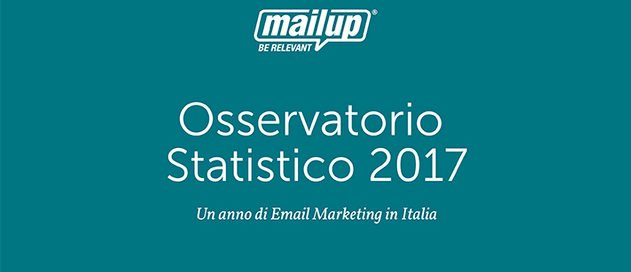 Rapporto email marketing 2016 MailUp