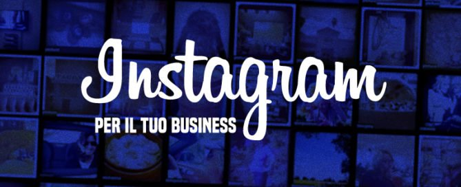 Instagram per il tuo business