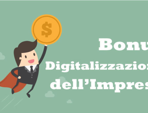 Bonus Digitalizzazione: 10.000 euro per le PMI su acquisto di software e hardware