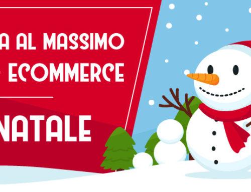 Sfrutta al massimo il tuo e-commerce per Natale