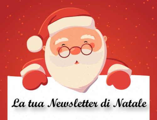 Newsletter di Natale? Yes, please!