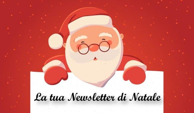 Newsletter di Natale