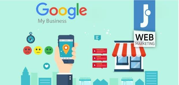 guida Google My Business per aziende Jweb