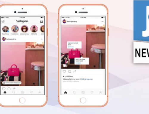 Il Tag Shopping di Instagram arriva in Italia