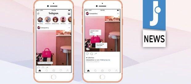 Cos'è e come si utilizza il nuovo strumento di Instagram dedicato allo shopping online