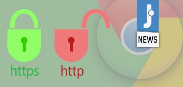 Google Chrome rimuove il lucchetto verde dai siti HTTPS