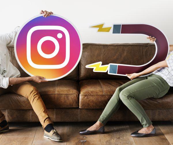 pagina instagram azienda di successo