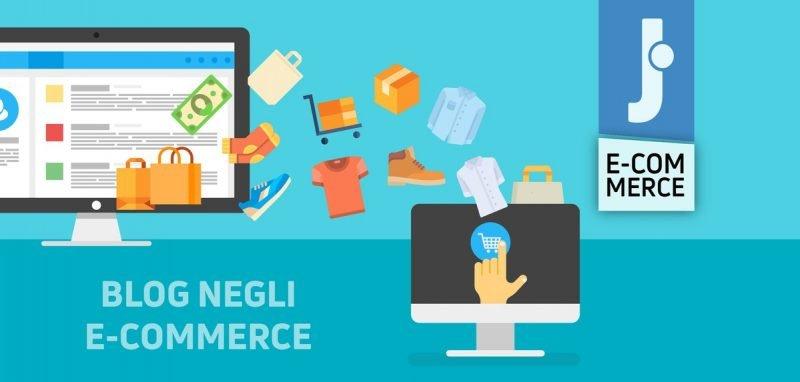 Blog negli e-commerce perché serve e come sfruttarlo