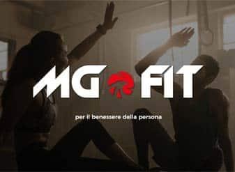 Sito web MG Fit