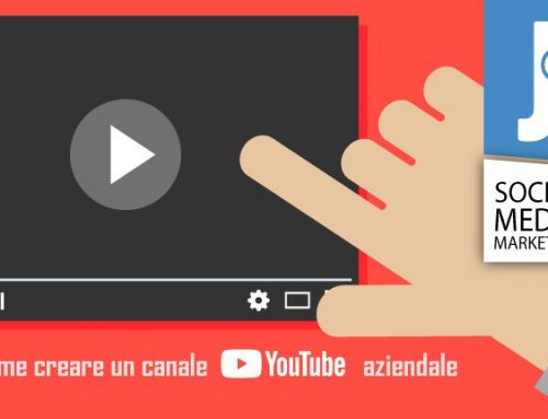 Video marketing: creare ed ottimizzare un canale YouTube aziendale