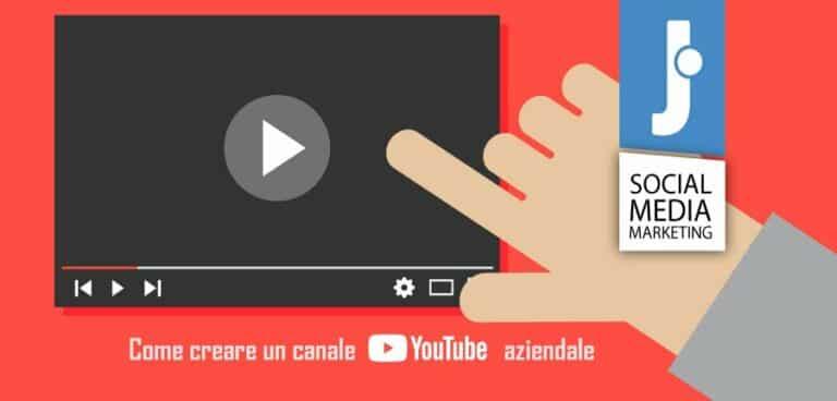 Video marketing: creare ed ottimizzare un canale YouTube aziendale
