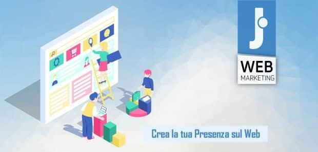 guida consigli aziende presenza online