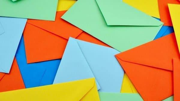 recensione invito mail